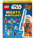 LEGO� Star Wars Mighty Minifigures Ultimate Sticker Collection