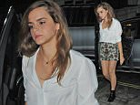 Celebrities visit Chiltern Firehouse\nFeaturing: Emma Watson\nWhere: London, United Kingdom\nWhen: 20 Jun 2015\nCredit: DGA/WENN.COM