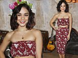 NEW YORK, NY - JUNE 19:  Actress Vanessa Hudgens attends her Social Life Magazine party at Elyx House on June 19, 2015 in New York City.  (Photo by Jim Spellman/WireImage)