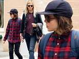 Mandatory Credit: Photo by Startraks Photo/REX Shutterstock (4850843c)\n Ellen Page\n Ellen Page out and about, New York, America - 20 Jun 2015\n Ellen Page Waking with Friend in Soho\n