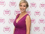 Mandatory Credit: Photo by Jonathan Hordle/REX Shutterstock (4466854br).. Helen Skelton.. Tesco Mum of the Year 2015 Awards, London, Britain - 01 Mar 2015.. ..
