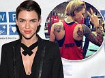 """NEW YORK, NY - JUNE 12:  Actress Ruby Rose attends the """"Orange is the New Black"""" season 3 premiere party benefiting the Women's Prison Association at The Ainsworth on June 12, 2015 in New York City.  (Photo by Mike Pont/WireImage)"""