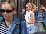 EXCLUSIVE: Miley Cyrus and rumoured girlfriend, Stella Maxwell are seen checking out of there SoHo Hotel together.\n\nPictured: Miley Cyrus and Stella Maxwell\nRef: SPL1057134  200615   EXCLUSIVE\nPicture by: JosiahW / Splash News\n\nSplash News and Pictures\nLos Angeles: 310-821-2666\nNew York: 212-619-2666\nLondon: 870-934-2666\nphotodesk@splashnews.com\n