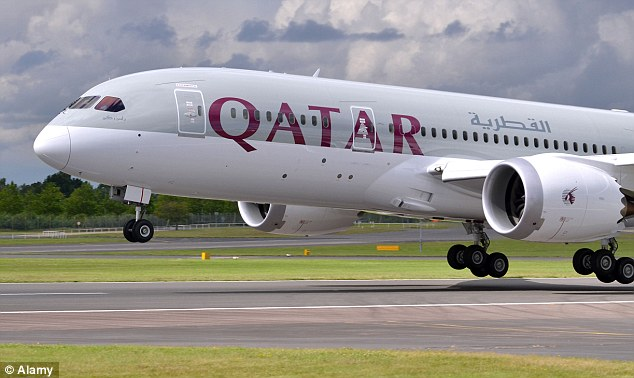 Expansion plan: The new Qatar Airways service will be a first for the Middle East