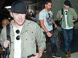 Channing Tatum spotted at LAX Airport. 24 June 2015. \n25 June 2015.\nPlease byline: Vantagenews.co.uk