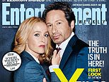 Entertainment Weekly 35 mins ·     Mulder & Scully are BACK?and we have your exclusive first look at the all-new The X-Files: http://ow.ly/ON7LF   Photo credit: Eric Ray Davidson for EW.
