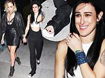 West Hollywood, CA - Rumer Willis parties at Bootsy Bellows with a foot injury and still looks to be in good spirits as she leaves with a friend. \nAKM-GSI          June 23, 2015\nTo License These Photos, Please Contact :\nSteve Ginsburg\n(310) 505-8447\n(323) 423-9397\nsteve@akmgsi.com\nsales@akmgsi.com\nor\nMaria Buda\n(917) 242-1505\nmbuda@akmgsi.com\nginsburgspalyinc@gmail.com