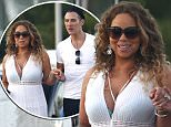 Picture Shows: Mariah Carey  June 24, 2015\n \n American singer Mariah Carey and friends seen on their way back to James Packer's super yacht, Arctic, in Cannes, France. Mariah was looking summery in a chic white maxi dress and sunglasses.\n \n Non Exclusive\n UK RIGHTS ONLY\n \n Pictures by : FameFlynet UK © 2015\n Tel : +44 (0)20 3551 5049\n Email : info@fameflynet.uk.com