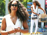 Beverly Hills, CA - Kelly Rowland displays her tone arms after she stocks up with style at Bristol Farms in Beverly Hills. The former Destiny's Child singer wore a lovely white summer ensemble revealing her toned arms, with a leather Coco Chanel handbag while walking her shopping cart to her car and chatting with photographers along the way.\nAKM-GSI    June  24, 2015\nTo License These Photos, Please Contact :\nSteve Ginsburg\n(310) 505-8447\n(323) 423-9397\nsteve@akmgsi.com\nsales@akmgsi.com\nor\nMaria Buda\n(917) 242-1505\nmbuda@akmgsi.com\nginsburgspalyinc@gmail.com