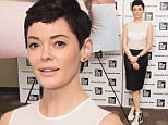 """NEW YORK, NY - JUNE 24:  Director Rose McGowan attends the """"Dawn"""" New York screening and Q & A at the Elinor Bunin Munroe Film Center on June 24, 2015 in New York City.  (Photo by Michael Loccisano/Getty Images)"""