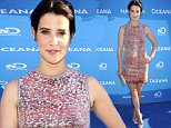 Actress Cobie Smulders arrives for the 1st Annual Nautica Oceana City & Sea Party (wearing a Missoni dress and carrying a Fendi clutch). The event benefits Oceana's work to save the oceans and kicks off the Discovery Channel's annual Shark Week. Held on the Roof Deck of the Gansevoort Park Avenue in NYC\n\nPictured: Cobie Smulders\nRef: SPL1061348  240615  \nPicture by: Johns PKI/Splash News\n\nSplash News and Pictures\nLos Angeles: 310-821-2666\nNew York: 212-619-2666\nLondon: 870-934-2666\nphotodesk@splashnews.com\n