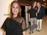LONDON, ENGLAND - JUNE 24:  Yasmin Le Bon (L) and Simon Le Bon attend the Quercus Foundation Pre-Wimbledon Cocktails with Ana Ivanovic in the Ten Room at Hotel Cafe Royal on June 24, 2015 in London, England.  (Photo by David M. Benett/Dave Benett/Getty Images for Quercus Foundation)