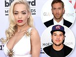 LAS VEGAS, NV - MAY 17:  Singer Rita Ora arrives at the 2015 Billboard Music Awards at MGM Garden Arena on May 17, 2015 in Las Vegas, Nevada.  (Photo by Jason Merritt/Getty Images)