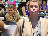 Beverly Hills, CA - Sofia Richie enjoys some pampering as she gets a mani pedi at Beverly Hills Nail Design in Beverly Hills. The young model chatted with a girlfriend as she got her toe nails painted.\nAKM-GSI        June  24, 2015\nTo License These Photos, Please Contact :\nSteve Ginsburg\n(310) 505-8447\n(323) 423-9397\nsteve@akmgsi.com\nsales@akmgsi.com\nor\nMaria Buda\n(917) 242-1505\nmbuda@akmgsi.com\nginsburgspalyinc@gmail.com
