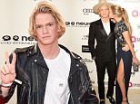 TORONTO, ON - JUNE 21:  Cody Simpson arrives at the 2015 MuchMusic Video Awards at MuchMusic HQ on June 21, 2015 in Toronto, Canada.  (Photo by George Pimentel/WireImage)