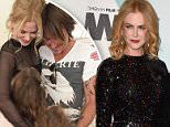 CENTURY CITY, CA - JUNE 16:  Honoree Nicole Kidman (L) and musician Keith Urban attend the Women In Film 2015 Crystal + Lucy Awards at the Hyatt Regency Century Plaza on June 16, 2015 in Century City, California.  (Photo by Steve Granitz/WireImage)