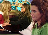 ****Ruckas Videograbs****  (01322) 861777\n*IMPORTANT* Please credit Channel Five for this picture.\n25/06/15\nBig Brother - tonight (25th June 2015), 9pm, Channel 5\nGrabs from tonight's main 9pm highlights show, covering day 44 in the house\nOffice  (UK)  : 01322 861777\nMobile (UK)  : 07742 164 106\n**IMPORTANT - PLEASE READ** The video grabs supplied by Ruckas Pictures always remain the copyright of the programme makers, we provide a service to purely capture and supply the images to the client, securing the copyright of the images will always remain the responsibility of the publisher at all times.\nStandard terms, conditions & minimum fees apply to our videograbs unless varied by agreement prior to publication.