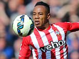 FILE PHOTO: Liverpool will make an improved offer for Southampton's England right-back Nathaniel Clyne, according to reports. Southampton's Nathaniel Clyne ... Soccer - Barclays Premier League - Everton v Southampton - Goodison Park ... 04-04-2015 ... Liverpool ... United Kingdom ... Photo credit should read: Dave Thompson/EMPICS Sport. Unique Reference No. 22663102 ...