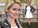 LOS ANGELES, CA - JUNE 25:  Holly Madison arrives at Barnes & Noble bookstore at The Grove on June 25, 2015 in Los Angeles, California.  (Photo by Harmony Gerber/FilmMagic)