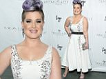 """NEW YORK, NY - JUNE 25:  Kelly Osbourne attends Logo TV's """"Trailblazers"""" at the Cathedral of St. John the Divine on June 25, 2015 in New York City.  (Photo by Michael Loccisano/Getty Images for Logo)"""