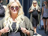 Ashlee Simpson spotted out and about in LA.\n\nPictured: Ashlee Simpson\nRef: SPL1059189  250615  \nPicture by: Splash News\n\nSplash News and Pictures\nLos Angeles: 310-821-2666\nNew York: 212-619-2666\nLondon: 870-934-2666\nphotodesk@splashnews.com\n