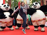 """LONDON, ENGLAND - JUNE 25:  Jack Black attends a photocall for """"Kung Fu Panda 3"""" on June 25, 2015 in London, England.  (Photo by Stuart C. Wilson/Getty Images)"""