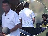 Picture Shows: James Packer, Moroccan Cannon  June 25, 2015.. .. Please hide the children's faces prior to the publication... .. James Packer is seen with rumoured new love interest Mariah Carey's twin children Moroccan and Monroe on his yacht in Cannes, France... .. Non Exclusive.. UK RIGHTS ONLY.. .. Pictures by : FameFlynet UK © 2015.. Tel : +44 (0)20 3551 5049.. Email : info@fameflynet.uk.com