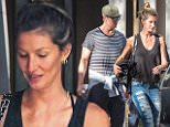 eURN: AD*173484683  Headline: Tom Brady and Gisele Bundchen seen leaving their apartment in NYC Caption: 139157, Tom Brady and Gisele Bundchen seen leaving their apartment in NYC. New York, New York - Wednesday June 24, 2015. Photograph: © PacificCoastNews. Los Angeles Office: +1 310.822.0419 sales@pacificcoastnews.com FEE MUST BE AGREED PRIOR TO USAGE Photographer: PacificCoastNews Loaded on 25/06/2015 at 01:00 Copyright:  Provider: PacificCoastNews  Properties: RGB JPEG Image (25408K 2461K 10.3:1) 2409w x 3600h at 300 x 300 dpi  Routing: DM News : GeneralFeed (Miscellaneous) DM Showbiz : SHOWBIZ (Miscellaneous) DM Online : Online Previews (Miscellaneous), CMS Out (Miscellaneous)  Parking: