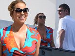 Picture Shows: Mariah Carey, James Packer  June 25, 2015\n \n Mariah Carey and rumoured new love interest James Packer are seen onboard an Arctic yacht in Cannes, France.\n \n The American songstress has been holidaying on the Australian businessman's $50 million super yacht. Holidays on the yacht for the pair have included Capri, Italy, Sardina, Cannes and now neighbouring Antibes. \n \n Non Exclusive\n UK RIGHTS ONLY\n \n Pictures by : FameFlynet UK © 2015\n Tel : +44 (0)20 3551 5049\n Email : info@fameflynet.uk.com