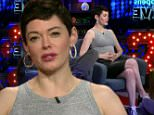 Rose McGowan on WWHL
