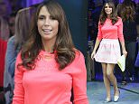 Picture Shows: Alex Jones  June 26, 2015    Hollywood actress Indina Menzel appears on 'The One Show' with blonde hair. The show was hosted by Matt Baker and Alex Jones, who wore a cute miniskirt and pink jumper.    Non Exclusive  WORLDWIDE RIGHTS    Pictures by : FameFlynet UK © 2015  Tel : +44 (0)20 3551 5049  Email : info@fameflynet.uk.com