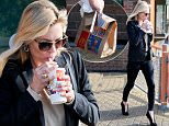 EXCLUSIVE ALL ROUNDERKate Moss is seen hitting every supermodels favourite restaurant, McDonald's. Kate got her driver to carry her food back to the car, but came out sipping her chocolate milkshake.\n25 June 2015.\nPlease byline: Vantagenews.co.uk