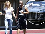 EXCLUSIVE: Eddie Murphy grabs an afternoon brew with girlfriend Paige Butcher using the Rolls convertible in BelAir, CA.\n\nPictured: Paige Butcher,Eddie Murphy\nRef: SPL1061216  250615   EXCLUSIVE\nPicture by: TC/Splash News\n\nSplash News and Pictures\nLos Angeles: 310-821-2666\nNew York: 212-619-2666\nLondon: 870-934-2666\nphotodesk@splashnews.com\n