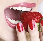 Strawberries could whiten teeth
