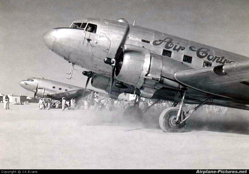 Air Contractors G-AIWC aircraft at Multan