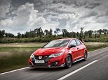 Racy: The Honda Civic Type-R people?s supercar will be at the Goodwood Festival of Speed