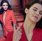 Kendall Jenner in Estee Lauder campaign