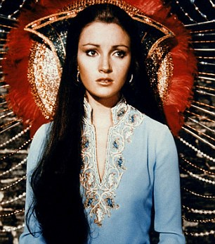 Jane Seymour as Solitaire in Live and Let Die
