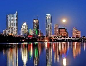 Austin Virtual Tour App