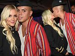 LOS ANGELES, CA - JUNE 25:  Evan Ross and Ashlee Simpson attend the STK Los Angeles reveal event at the W Los Angeles - West Beverly Hills on June 25, 2015 in Los Angeles, California.  (Photo by Jason Merritt/Getty Images for W Hotels)