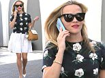 LOS ANGELES, CA - JUNE 26:  Actress Reese Witherspoon is seen on June 26, 2015 in Los Angeles, California.  (Photo by SMXRF/Star Max/GC Images)
