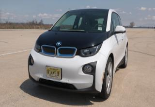 BMW i3 Review: Does The Company's First All-Electric Vehicle Work In The Real World?
