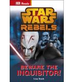 Star Wars Rebels Beware the Inquisitor