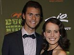'Duck Commander' musical red carpet at Rio All-Suite Hotel and Casino in Las Vegas, NV on April 15, 2015.....Pictured: John Luke Robertson, Mary Kate McEacharn..Ref: SPL1000681  150415  ..Picture by: AdMedia / Splash News....Splash News and Pictures..Los Angeles: 310-821-2666..New York: 212-619-2666..London: 870-934-2666..photodesk@splashnews.com..
