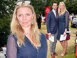 Mandatory Credit: Photo by Nick Harvey/REX Shutterstock (4885357f)\n David Gandy and Jodie Kidd\n Goodwood Festival of Speed, Chichester, Britain - 28 Jun 2015\n Cartier Style et Luxe at Goodwood\n