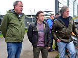 Programme Name: Top Gear - TX: n/a - Episode: n/a (No. 8) - Picture Shows:  Jeremy Clarkson, Richard Hammond, James May - (C) BBC Worldwide Ltd - Photographer: Ellis O'Brien