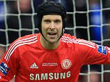 File Photo: Arsenal are close to agreeing a deal to sign Chelsea goalkeeper Petr Cech. Chelsea goalkeeper Petr Cech ... Soccer - Capital One Cup - Final - Chelsea v Tottenham Hotspur - Wembley Stadium ... 01-03-2015 ... London ... United Kingdom ... Photo credit should read: Mike Egerton/EMPICS Sport. Unique Reference No. 22404624 ...
