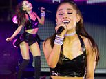 The 29th annual NYC Pride: Dance On The Pier at Pier 26 on June 28, 2015 in New York City. \n\nPictured: Ariana Grande\nRef: SPL1065190  280615  \nPicture by: BleacherCreatures.tv/Splash News\n\nSplash News and Pictures\nLos Angeles: 310-821-2666\nNew York: 212-619-2666\nLondon: 870-934-2666\nphotodesk@splashnews.com\n