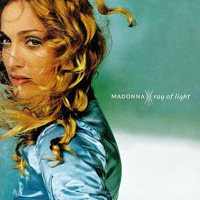 Publicity still for Madonna: Ray Of Light