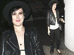 Rumer Willis Leaves The Chateau Marmont With a Cast on Her Foot\n\nPictured: Rumer Willis\nRef: SPL1064626  270615  \nPicture by: Photographer Group\n\nSplash News and Pictures\nLos Angeles: 310-821-2666\nNew York: 212-619-2666\nLondon: 870-934-2666\nphotodesk@splashnews.com\n